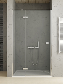 Zdjęcie REFLEXA DRZWI prysznicowe 90 cm lewe EXK-1206