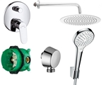 HANSGROHE FOCUS ZESTAW PODTYNKOWY 30
